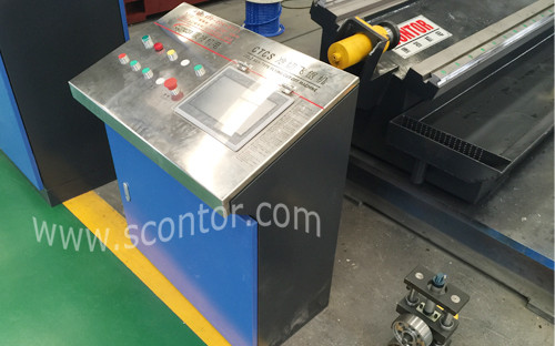 CTCS冷切锯控制系统